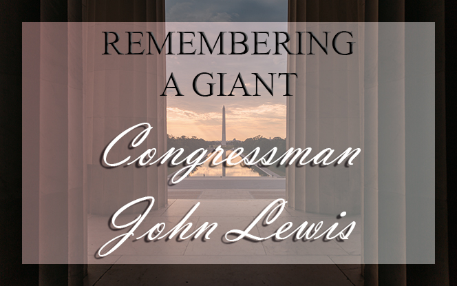 Remembering A Giant in the Capitol
