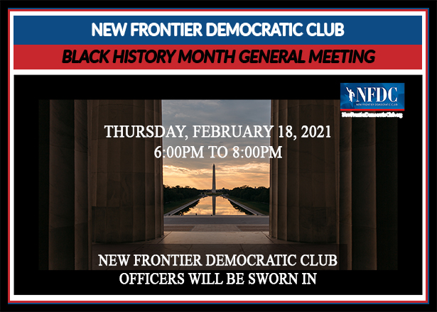 2021 Black History Month General Meeting