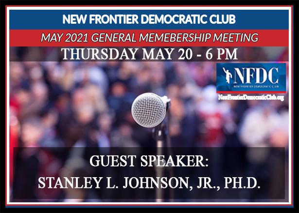 2021 May General Meeting