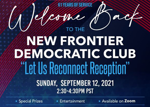 2021 Reconnect Reception
